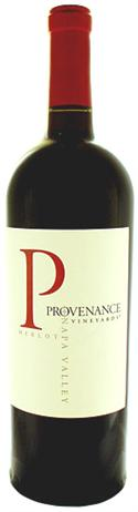 Provenance Vineyards Merlot Napa Valley
